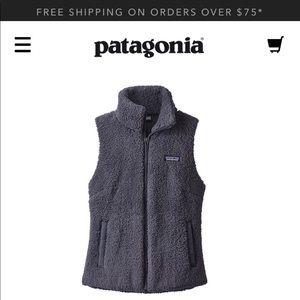 Patagonia Los Gatos Fleece Vest